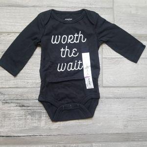 NWT baby bodysuit
